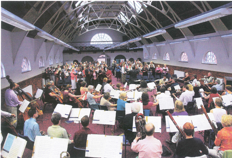 Ensemble at Queenswood